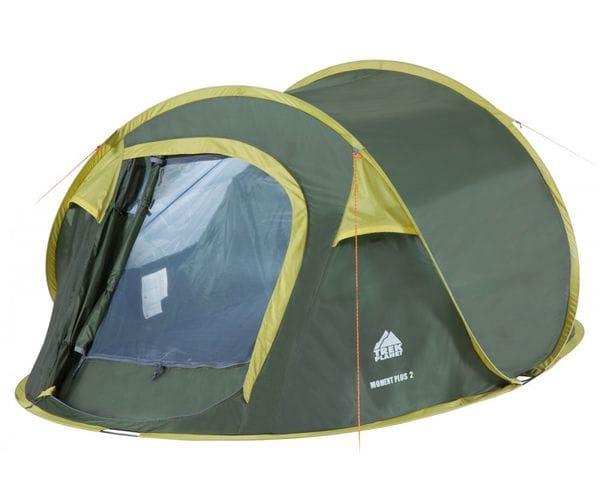 Быстроразборная палатка MOMENT PLUS 2