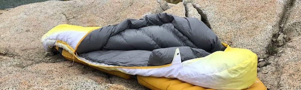 Как правильно ухаживать за спальным мешком