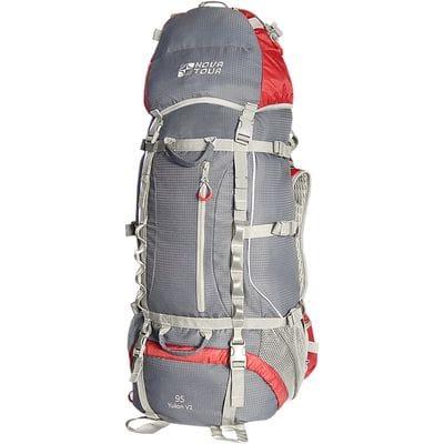 Юкон 95 V2 рюкзак экспедиционный красный