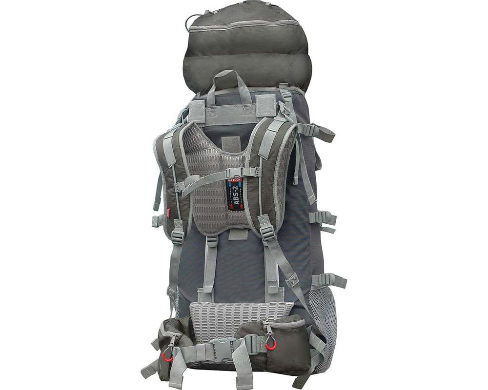 Юкон 115 V2 рюкзак экспедиционный зеленый