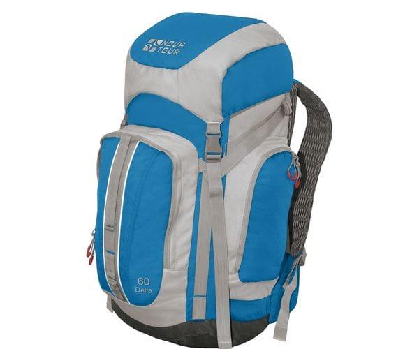 Дельта 60 V2 рюкзак туристический голубой
