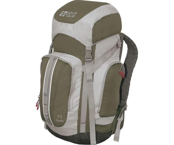Дельта 75 V2 рюкзак туристический зеленый