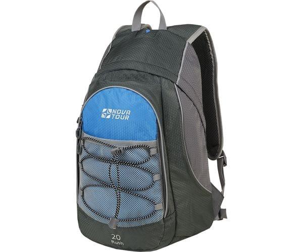 Раш 20 рюкзак городской голубой