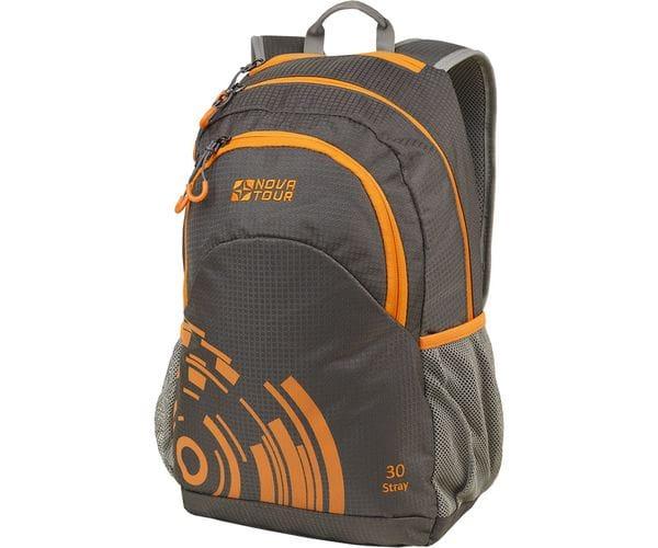 Стрэй 30 рюкзак городской коричневый