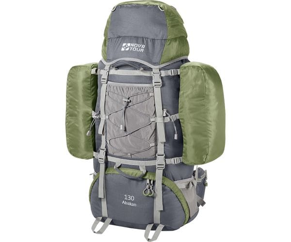 Абакан 130 рюкзак экспедиционный зеленый