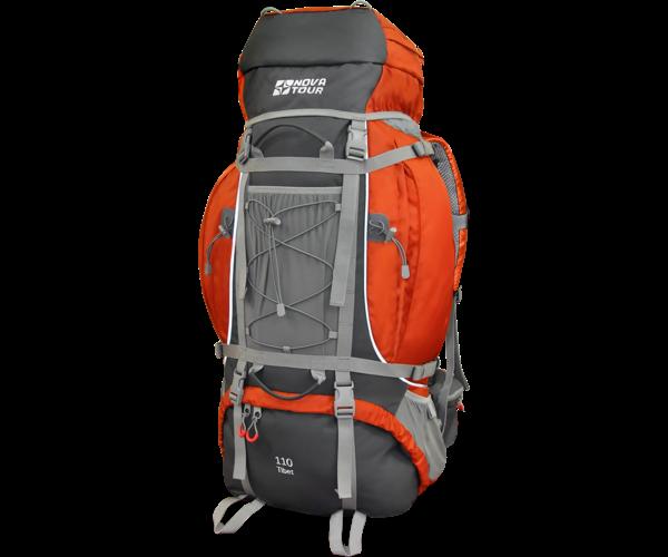 Тибет 110 рюкзак экспедиционный красный