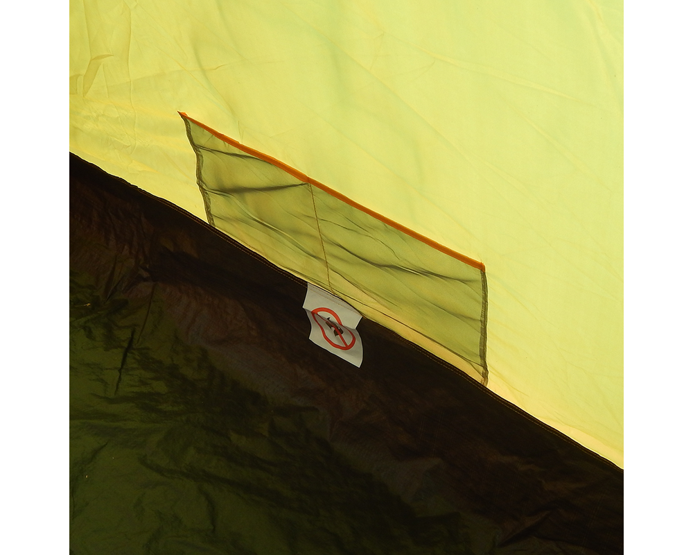 Палатка для отдыха на природе трехместная Лимерик плюс 3