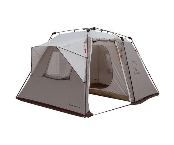 Палатка высокая автоматическая Трим 4 Квик