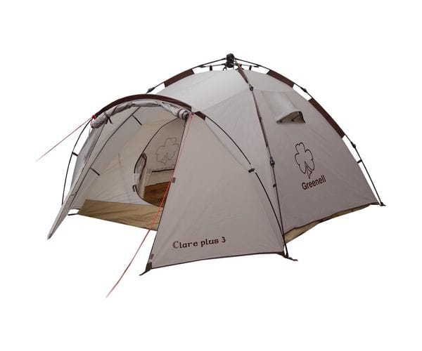 Палатка автомат трехместная Клер 3 v5