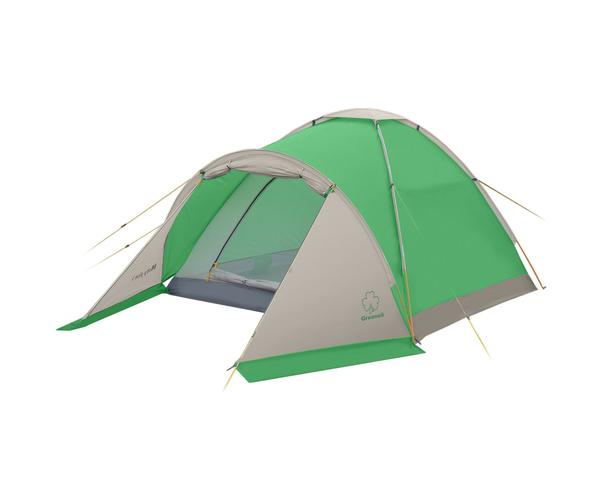 Палатка для пикника с тамбуром Моби 3 плюс