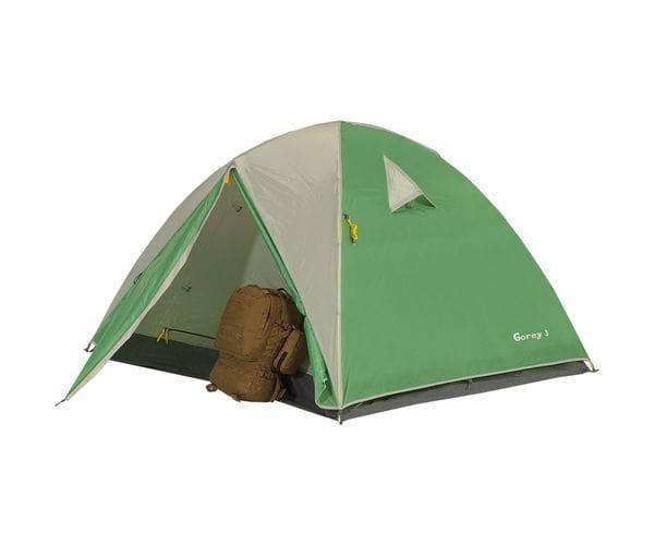 Палатка классическая трехместная Гори 3v2