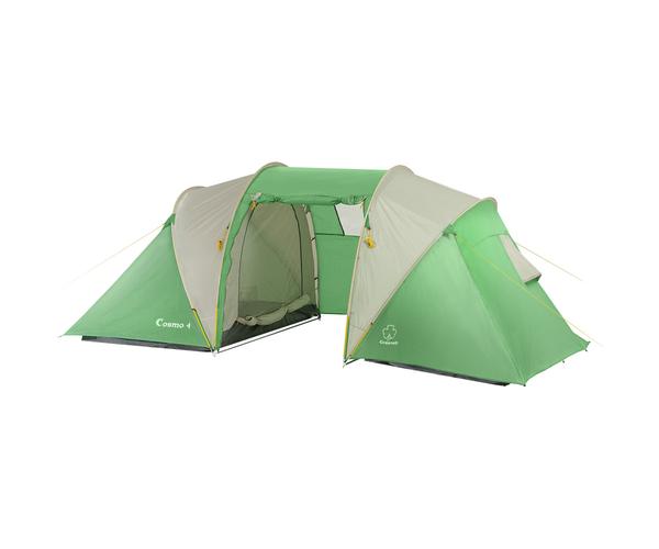 Палатка недорогая кемпинговая Космо 4