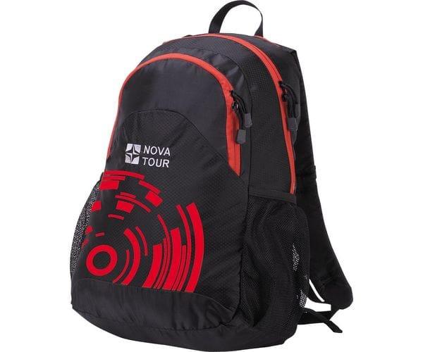 Стрэй 30 рюкзак городской черный