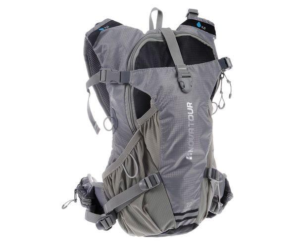 Вело 12 рюкзак спортивный серый