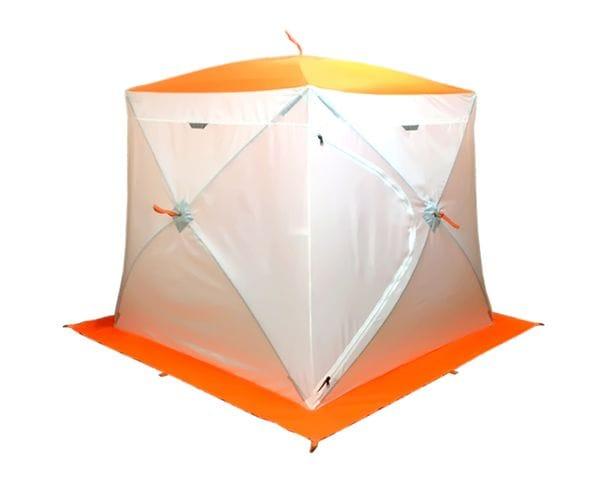 Палатка-куб зимняя рыбацкая ПИНГВИН MrFisher 170 ST