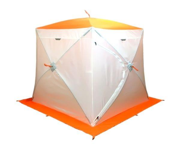 Палатка-куб зимняя рыбацкая ПИНГВИН MrFisher 200 ST
