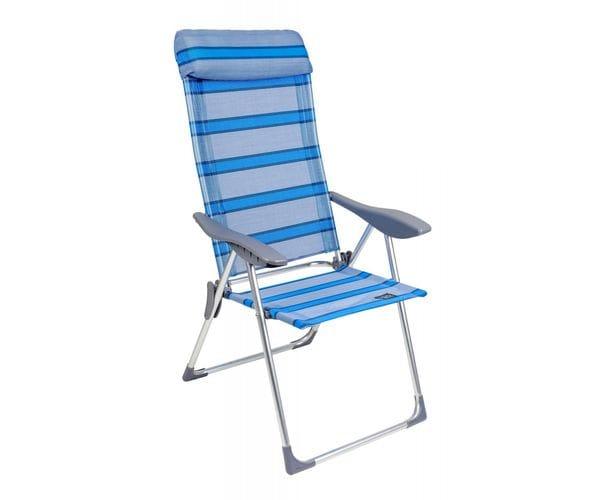 Садовое складное кресло Sunday в полоску