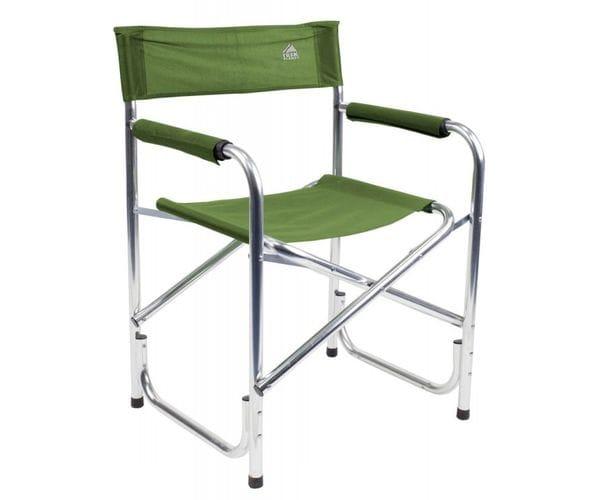 Легкое складное кресло Camper alu