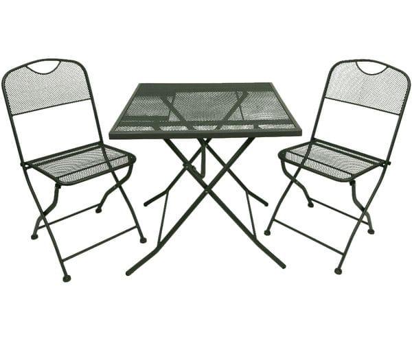 Металлический садовый набор мебели  Sanremo