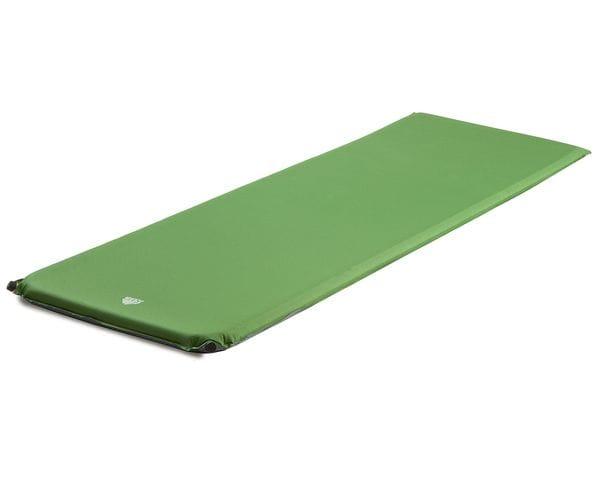Самонадувающийся коврик Relax 50 зеленый