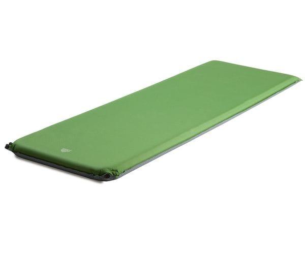 Самонадувающийся коврик Relax 70 зеленый